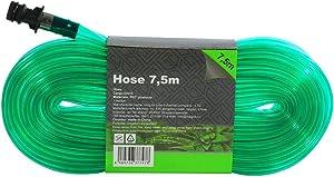 Home Irrigation Soaker Hose,Multifunctional Sprinkler Garden Hose,50FT (50)