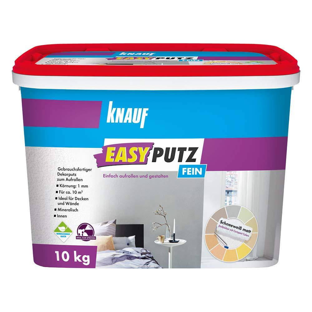 Extrem Knauf 89134 Easyputz, Weiß, 10 kg, 1 mm: Amazon.de: Baumarkt NT22