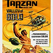 Amazon.com: Tarzan And The Valley Of Gold (1965): Mike