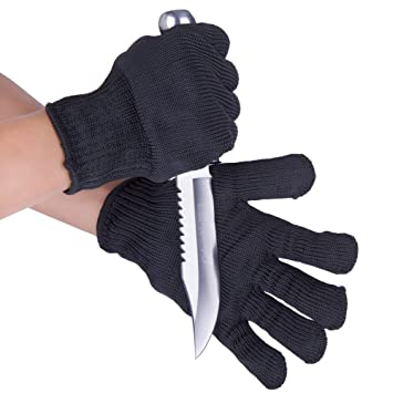 Schnittschutz Handschuhe Arbeitshandschuhe Küche Outdoor Sport Schutzhandschuhe