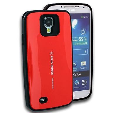 GOOSPERY Focus carcasa serie para Samsung Galaxy S4: Amazon ...