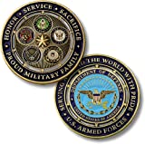 Charged with the awesome responsibility of supporting the world's largest and most technologically advanced fighting force, the Department of Defense was created in 1949, and now overseas all branches of the Armed Forces - America's proud military fa...