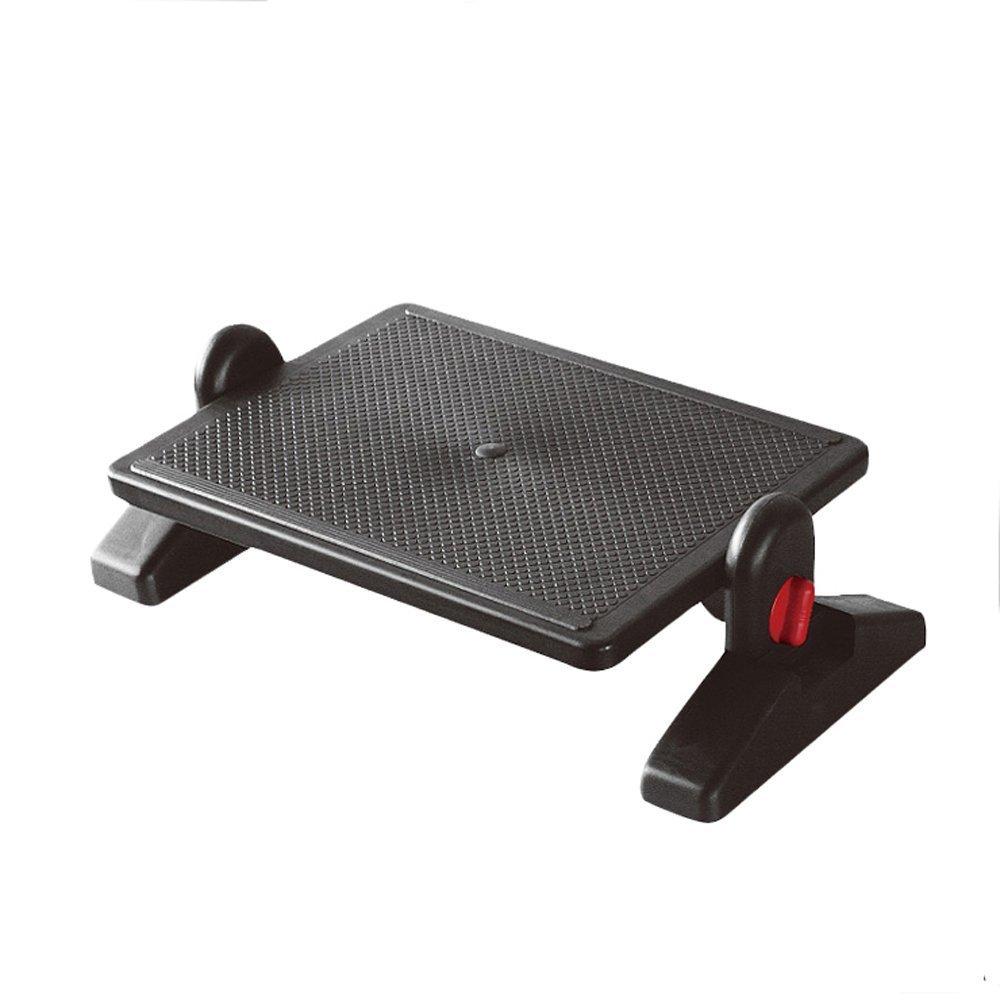 DXRACER Ergonomic Adjustable Footrest Office Stool DFR/6033/N Newedge Edition Ottomans, Footstools