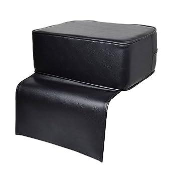 Amazon.com: z ZTDM niño piel cojín de asiento elevador para ...