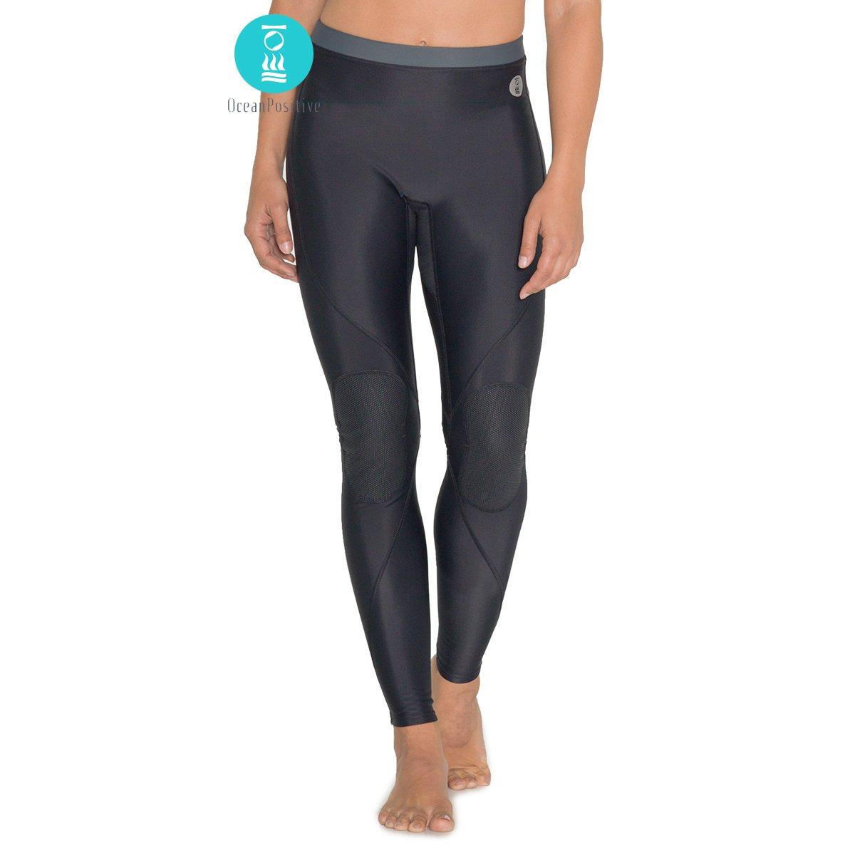 Fourth Element Thermocline Hypoallergenic Nylon Wetsuit Bottoms (Women's) 4 Black