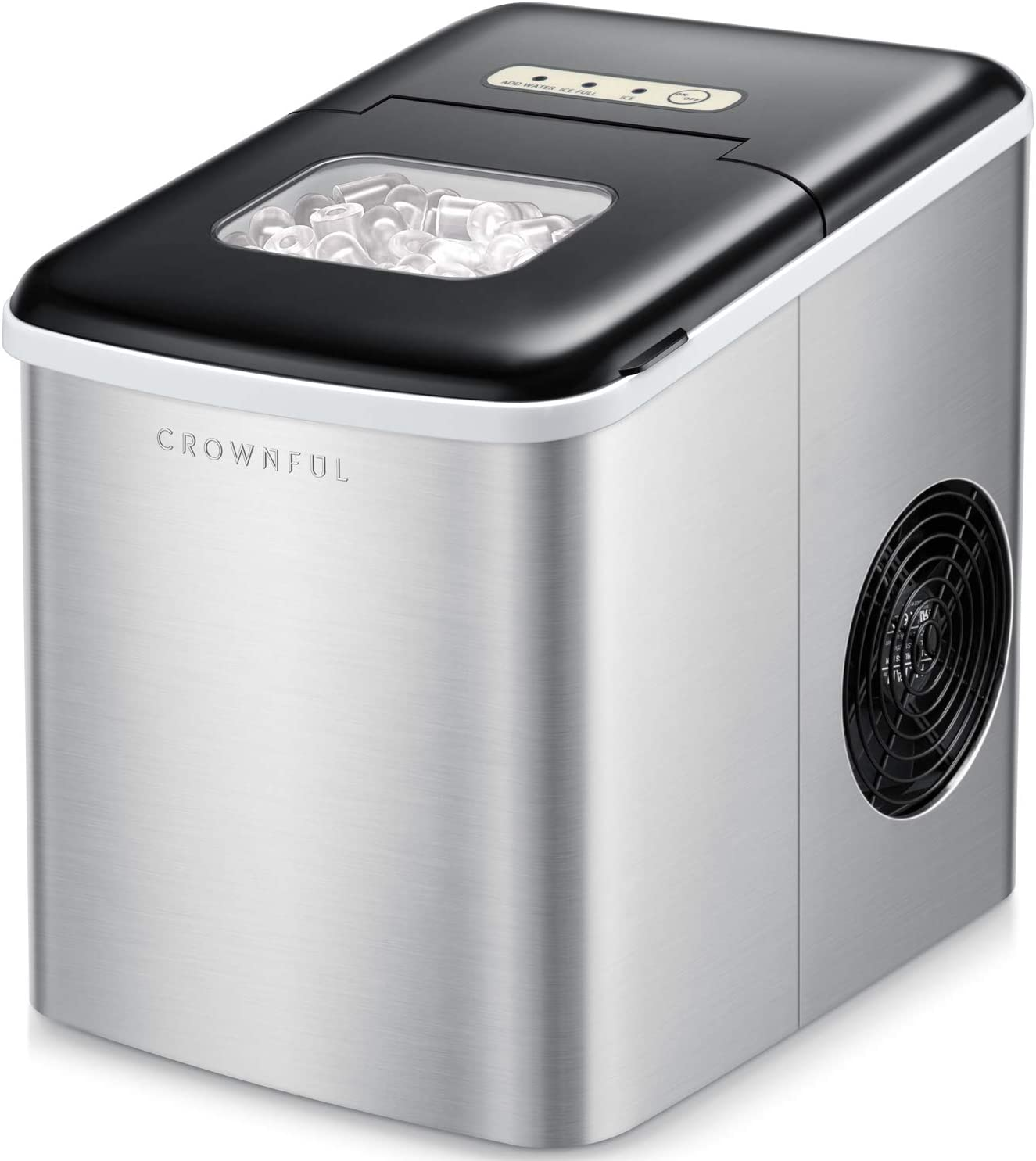 Crownful Ice Maker Machine for Countertop,