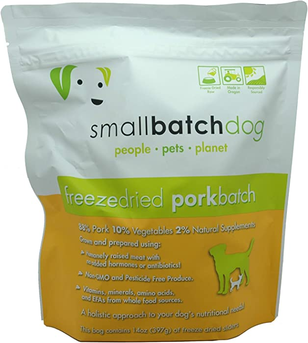 The Best Small Batch Freeze Dried Dog Food