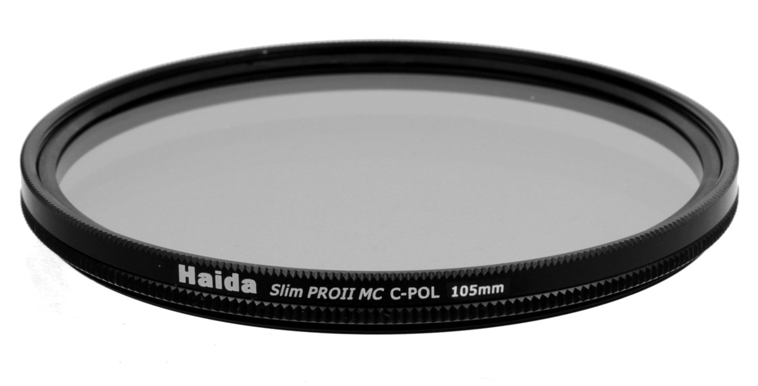Haida 105mm Slim PRO II Multi-Coated CPL Filter Circular Polarizer Polariser 105