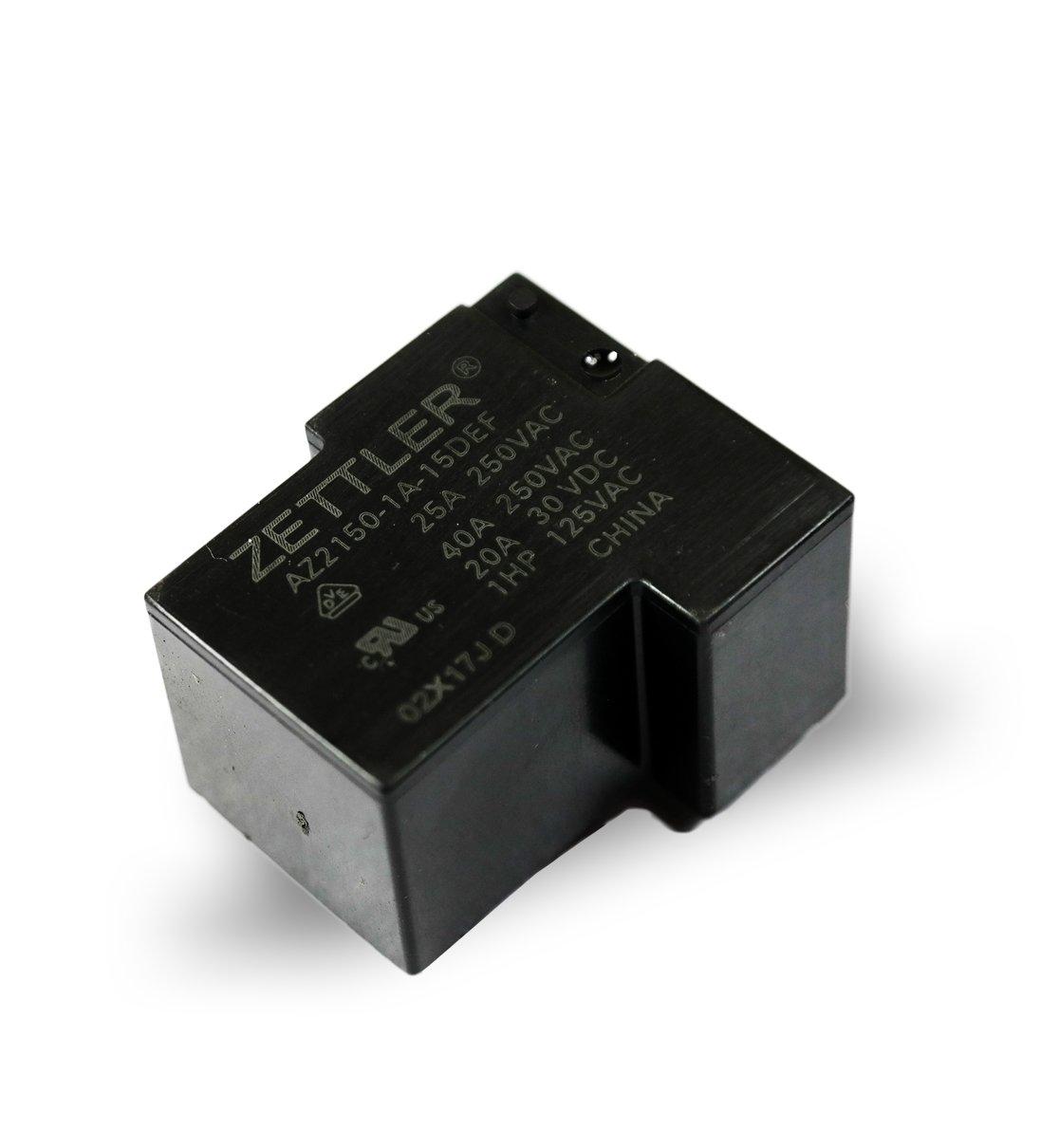 American Zettler AZ2150-1A-15DE 15VDC 256 Ohm 40A SPST-NO THT Power Relay