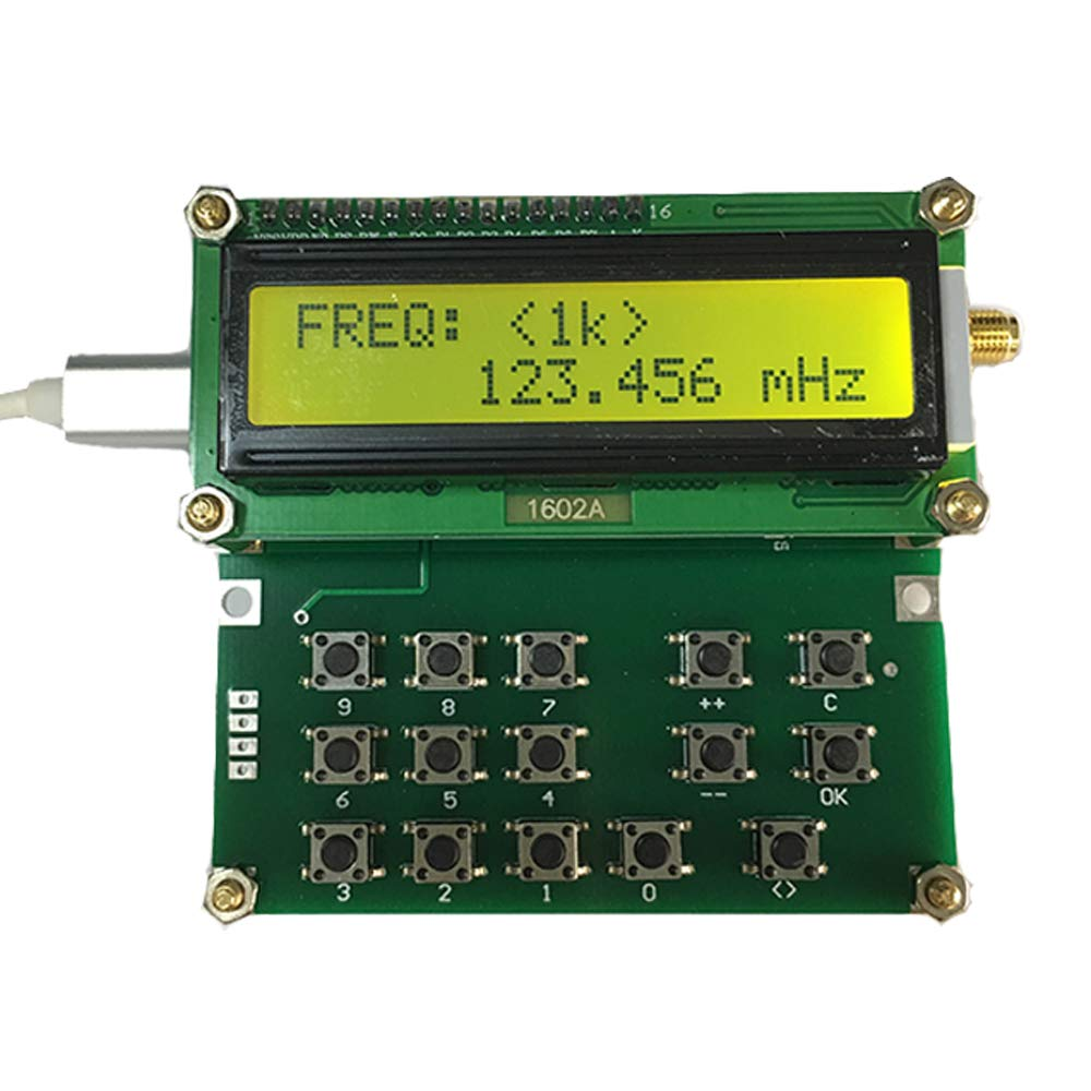 Simple RF Signal Generator Frequency 35MHz-4400MHz Signal Source