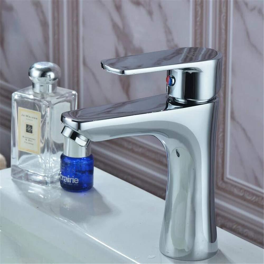 Waschtischarmaturenschwarze Farbe Becken Wasserhahn Heißes Und Kaltes Wasser Becken Wasserhahn Waschbecken Mischer