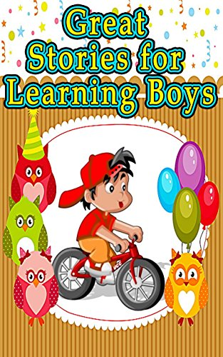 Great Stories for Learning Boys: 15 Exciting and Funny Short Stories