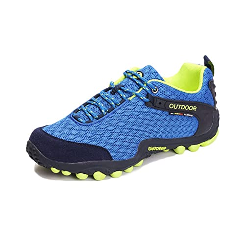 Señoras Zapatos De Senderismo Mujeres Impermeables Zapatos para Caminar Zapatos De Trekking Zapatillas para Correr Al Aire Libre De Malla Zapatos Deportivos ...