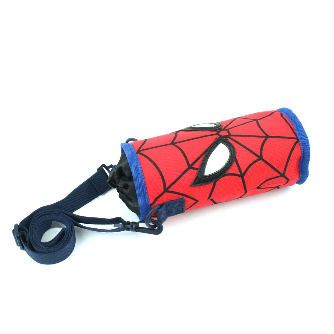 WINGHOUSE x Marvel Spider-Man Water Bottle Sleeve Bottle holder Cross body Bag with Shoulder Strap for Pre-Teen by WINGHOUSE (Image #4)