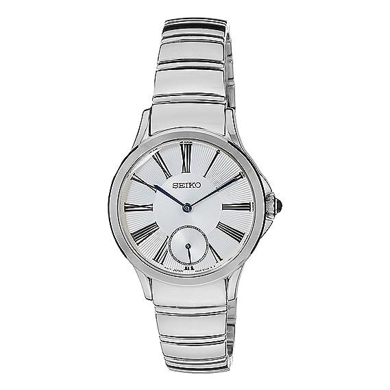 Reloj Seiko Neo Classic Srkz57p1 Mujer Nácar