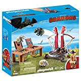 PLAYMOBIL 9461 How To Train Your Dragon Race, Multicolor