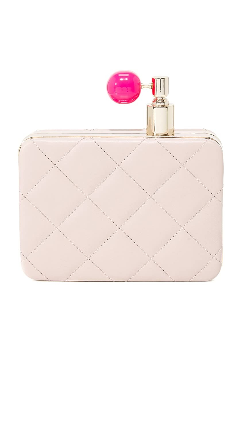Kate Spade New York Women's Perfume Bottle Clutch