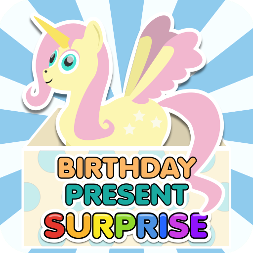 Birthday Present Surprise Maker - create your own gifts - Free First Glasses