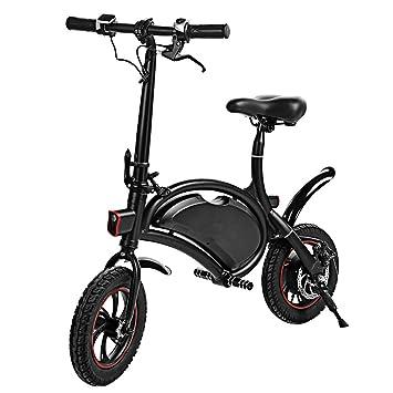 Bicicleta eléctrica, clisto E-Bike plegable con 20mph de velocidad
