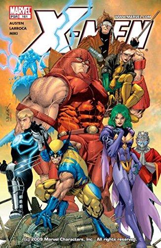 X-Men (2004-2007) #161 (2007 Liquid)