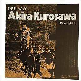 Book Films of Akira Kurosawa