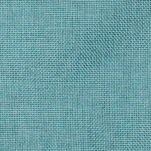 burlap fabric blue - 8
