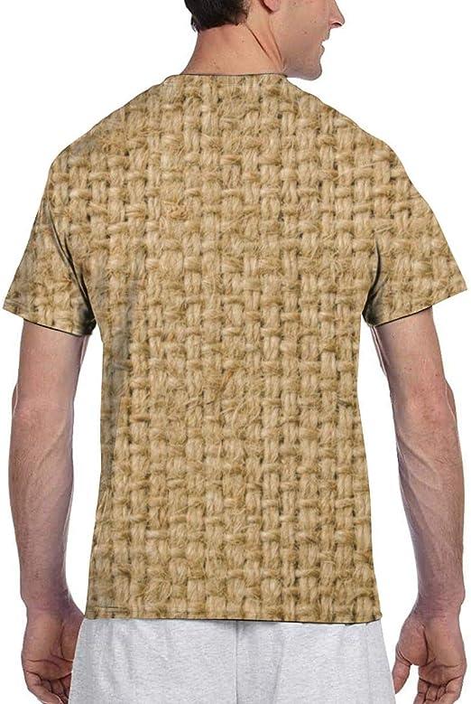 Fondo 3D Camiseta de Manga Corta para Hombre Camiseta Deportiva ...