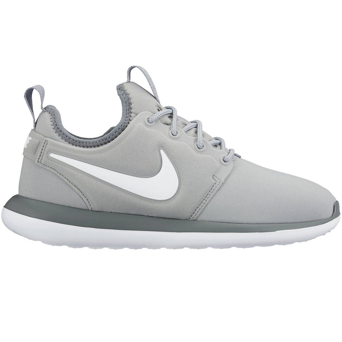 54acbf3a89579 Galleon - NIKE Roshe Two Big Kids  Shoes Cool Grey White-Wolf Grey  844653-004 (3.5 M US)