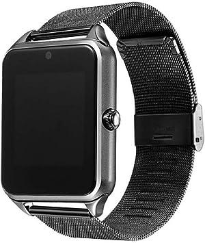 JingJingQi Reloj Inteligente Z60 Smart Watch GT08 Plus Correa ...