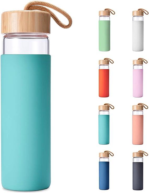 650 ml Plastic Red eBuyGB BPA Free Water Drinks Bottle