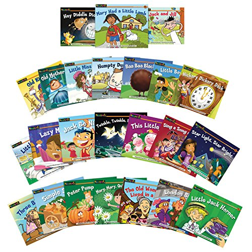 Newmark Learning Rising Readers Fiction Nursery Rhyme Tal...