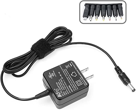 yan AC Adapter for Sylvania SDPF785 SDPF787 7 Digital Photo Frame Power Supply Cord