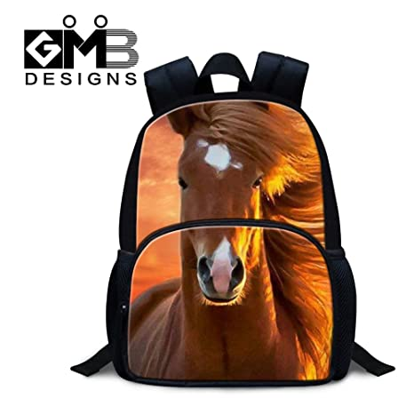 13b6a1fa58 Image Unavailable. Image not available for. Color  Generic Animal Felt Small  Backpack for Kids ...