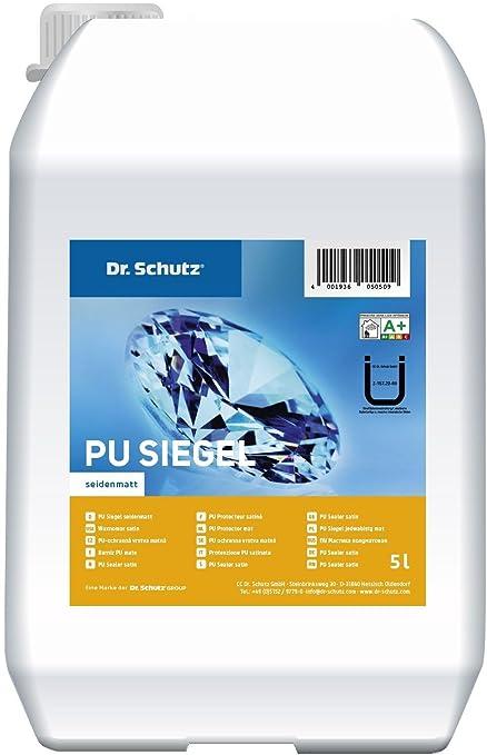Dr  Schutz PU Floor Coating Extra Matt 5 5 Litres Includes