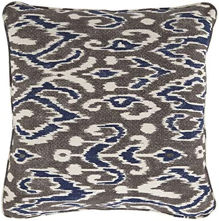 Signature Design by Ashley Kenley Throw Pillow, Blue Brown