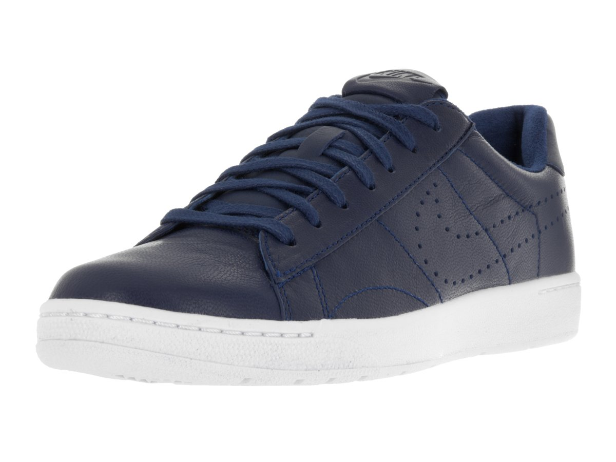 NIKE Men's Tennis Classic Ultra Lthr Casual Shoe B01JJH8IOO 9 D(M) US|Coastal Blue / Coastal Blue-white