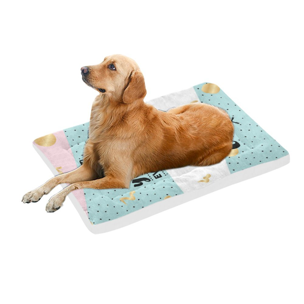 42\ your-fantasia Be Yourself Everyone Else is Already Taken Pet Bed Dog Bed Pet Pad 42 x 26 inches