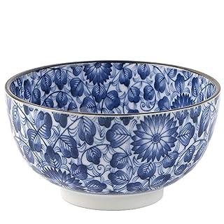 YMXLJF Cocina y Comedor Tazón de Sopa de cerámica de Ramen del Vintage Tazón de Fuente de Ensalada Creativo de los Cubiertos del Restaurante