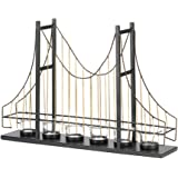 Home Locomotion Golden Gate Bridge Candleholder