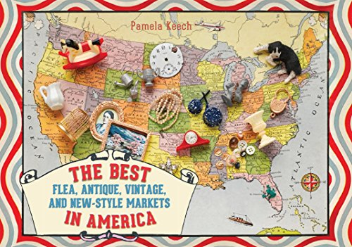 The Best Flea, Antique, Vintage, and New-Style Markets in America (Best Flea Markets In Ohio)