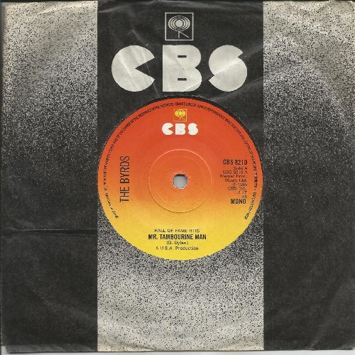 THE BYRDS - 7