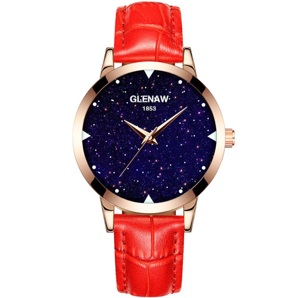 Starlitウォッチ/ファッション防水Quartz Watches /ビジネスカジュアルwatches-a B06XJP2Z6V