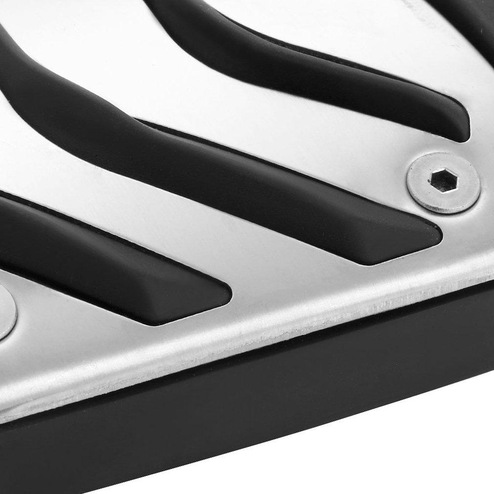 SODIAL P/édale De Frein /à Gaz De Voiture pour BMW 1 3 4 5 6 S/érie F20 F30 F31 F32 F33 F34 F36 Accessoires De Style De Voiture Automatique