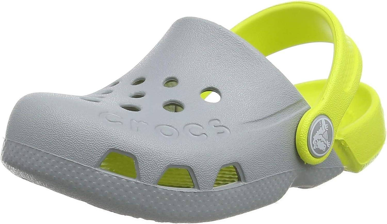 Amazon.com | Crocs Kids' Electro Clog