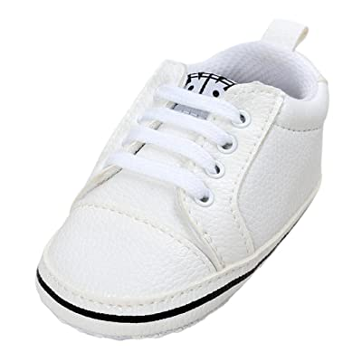 Amiley hot sale Baby Girl Boys Frenulum Letter Shoes Sneaker Anti-slip Shoes