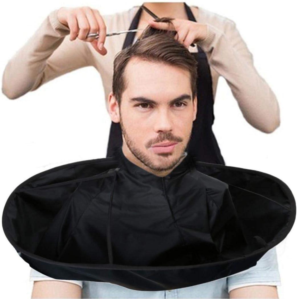 Salon Coiffeur Manteau Parapluie Cape Coiffure Blouse Tablier Coupe de Cheveux