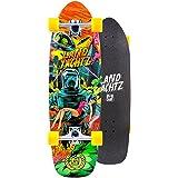 """Landyachtz Peacemaker UFO Girl Complete Longboard Skateboard - 9.7"""" x 36.5"""""""