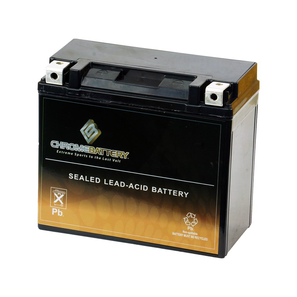 YTX20-BS 12V 270CCA AGM Replacement Battery