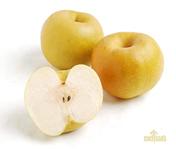 Asian pears availability