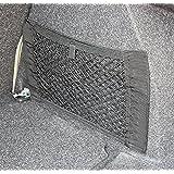 Kofferraum Cargo Net Magic Aufkleber Gepäck Mesh Oganizer Tasche, Pocket Tasche Double Layer Tasche mit Klebstoff, Cargo-Netz Dehnbar Superb Storage
